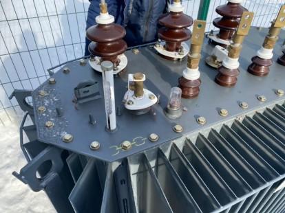 Отгрузка в Нижневартовск: Трансформатор ТМГ 400/6/0,4 фото чертежи завода производителя