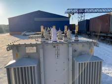 Отгрузка в Анавгай: Трансформаторы ТМГ-1000/10/0,4 и 2шт ТМГ-630/10/0,4