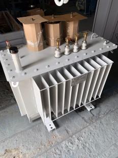 Отгрузка во Владивосток: Трансформаторная подстанция КТП 160/10/0,4 фото чертежи завода производителя