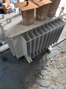 Отгрузка в Москву: Трансформатор ТМГ 160/6/0,4 фото чертежи завода производителя