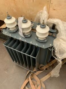 Отгрузка в Ярославль: 2шт трансформаторов ТМГ 25/10/0,4 фото чертежи завода производителя