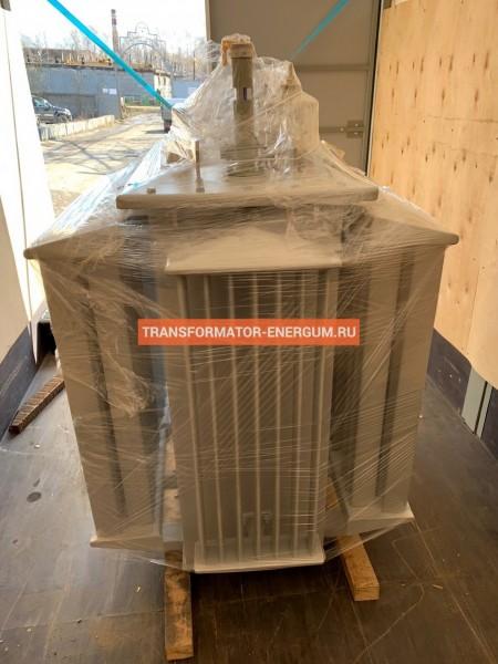 Отгрузка в Томск: Трансформатор ТМГ 400/10/0,4 фото чертежи завода производителя