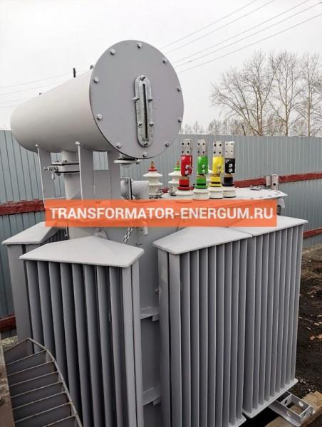 Отгрузка в Дагестан: Трансформатор ТМ 1000/10/0,4 фото чертежи завода производителя