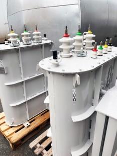 Отгрузка в Сочи: Трансформатор ТМГ 160/10/0,4 фото чертежи завода производителя