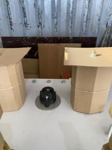 Отгрузка в Сочи: 2шт трансформаторов ТМГ 1000/10/0,4 фото чертежи завода производителя