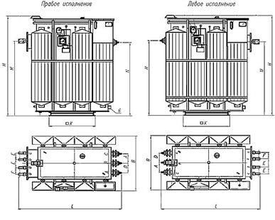 Ремонт трансформатора ТМЗ 630 6 0,4 фото чертежи завода производителя