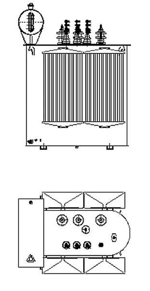 Ремонт трансформатора ТМ 630 35 0,4 фото чертежи завода производителя