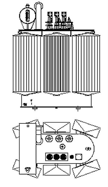 Ремонт трансформатора ТМ 1600 6 0,4 фото чертежи завода производителя