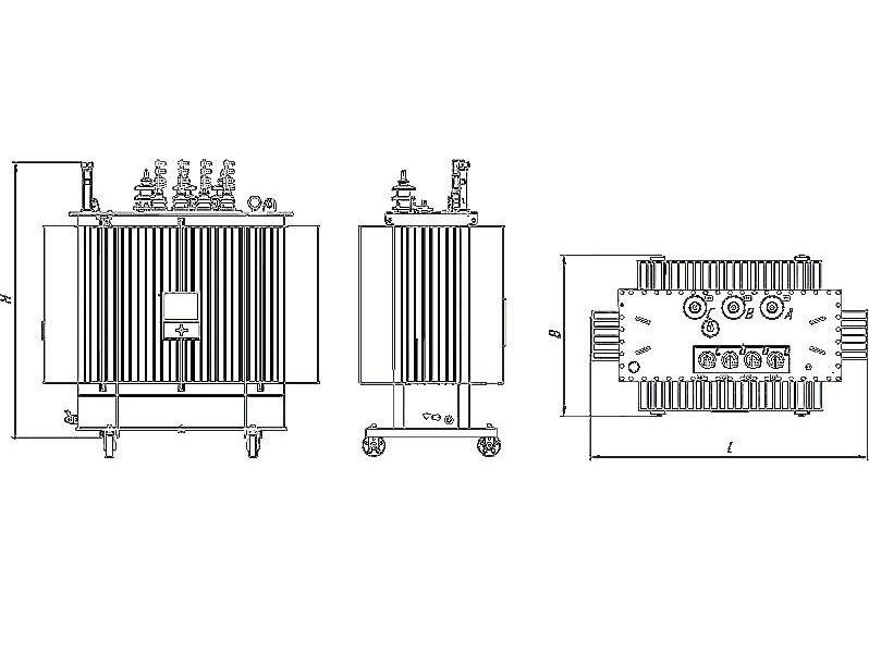 Ремонт трансформатора ТМГ 100 6 0,4 фото чертежи завода производителя