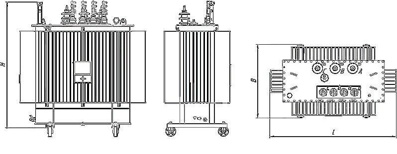 Ремонт трансформатора ТМГ11 100 6 0,4 фото чертежи завода производителя