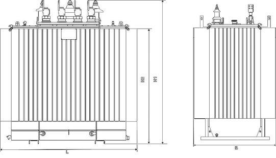 Ремонт трансформатора ТМГ11 400 10 0,4 фото чертежи завода производителя