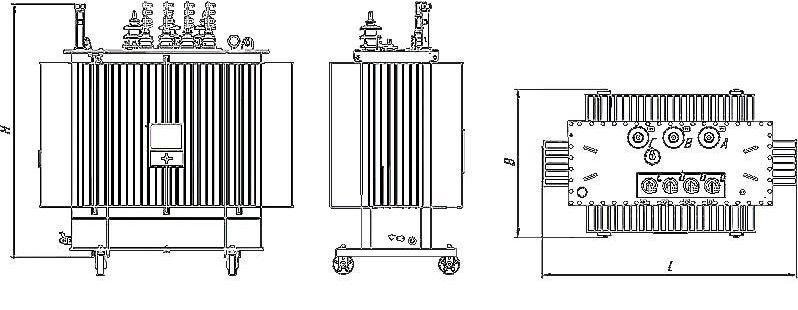 Ремонт трансформатора ТМГ21 100 6 0,4 фото чертежи завода производителя