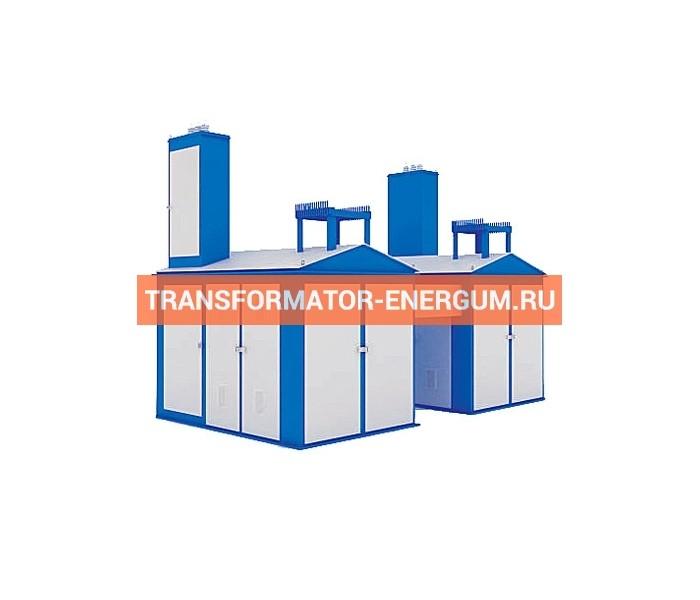 Подстанция 2КТП-ТВ 100/10/0,4 фото чертежи завода производителя