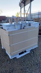Отгрузка в Ставрополь: Трансформатор ТМГ 1000/10/0,4 фото чертежи завода производителя
