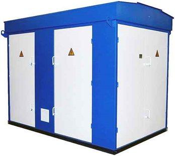 Подстанция 2КТПН Оптима 400/10/0,4 фото чертежи завода производителя