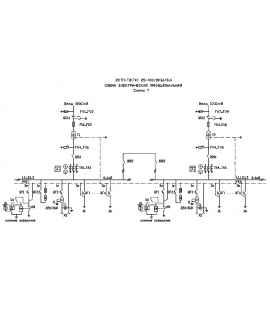 Подстанция 2КТП-ТВ 250/6/0,4 (КВа) Тупиковая Воздушная фото чертежи завода производителя