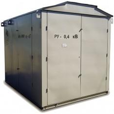 КТП киоскового типа трансформаторные подстанции