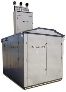 Открыть прайс - каталог на Тупиковые подстанции с воздушным вводом КТП-ТВ